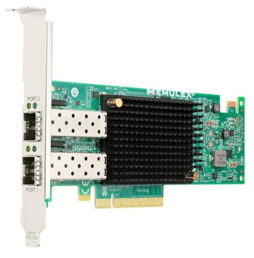 00JY824 Emulex VFA5 FCoE/iSCSI SW for PCIe Adapter (FoD)