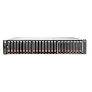 BV911B HPE P2000 G3 iSCSI MSA DC w/24 300GB 6G SAS 10K SFF HDD 7.2TB Bundle