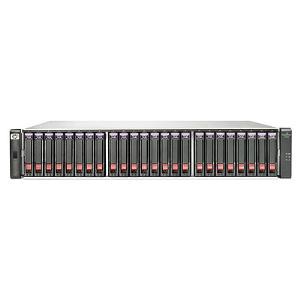AW567A HPE P2000 G3 MSA FC/iSCSI DC LFF Array