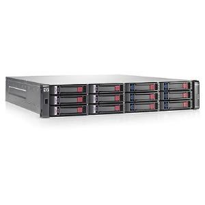 AP846A HPE StorageWorks P2000 G3 MSA FC Dual Controller SFF Modular Smart Array System