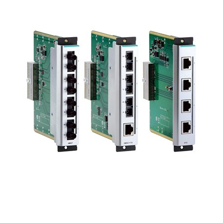 CM-600-4TX-PTP MOXA Layer 2 Managed Switch Interface Module CM-600-4TX-PTP