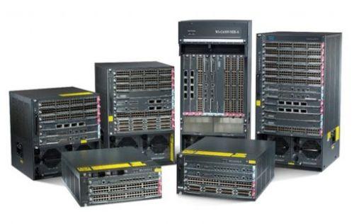WS-C6504-E Cisco Catalyst 6500 Switch