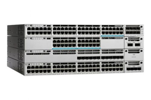 WS-C3850-48P-E Cisco Catalyst 3850 Switch