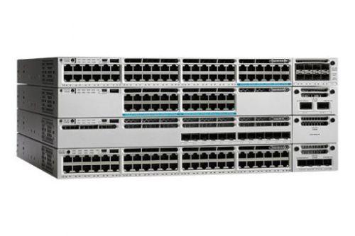 WS-C3850-48XS-E Cisco Catalyst 3850 Switch