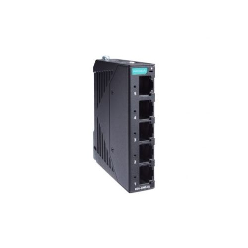 EDS-2005-ELP MOXA Unmanaged Ethernet Switch EDS-2005-ELP