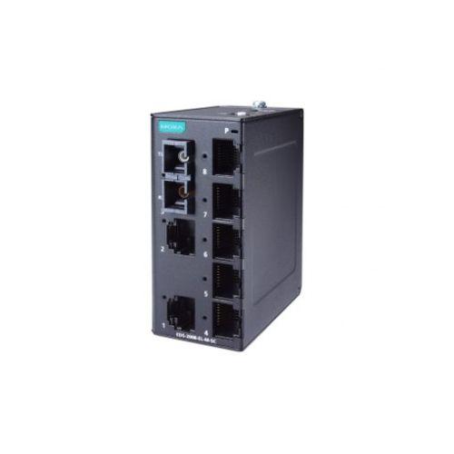 EDS-2008-EL-M-SC-T MOXA Unmanaged Ethernet Switch EDS-2008-EL-M-SC-T