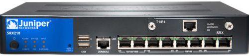 SRX210HE2 Juniper Networks SRX210 Services Gateway Appliances