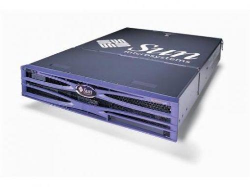 602-3147 Oracle Sun Fire V240 Rack Server w/ 1.5GHZ ULTRASPARC IIII 2X72GB HDD 8GB RAM