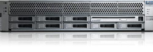 393-7863 Oracle Sun SPARC Enterprise T5220 Server