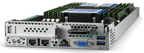 sd350 Lenovo ThinkServer SD350 High Density Server