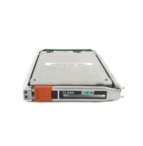 V4-D2S6FXL-1600 DELL VNX 1600 GB 6Gb 2.5″ SAS Flash 3 Solid State Drive
