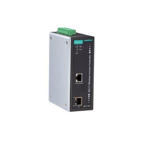 WAC-1001-T MOXA Rail Wireless Access Controller WAC-1001-T
