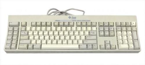 320-1367 Sun type-7 USB Unix keyboard