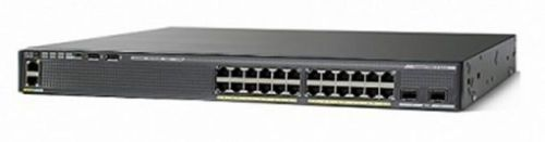 WS-C2960XR-24PS-I Cisco Catalyst 2960XR-24PS-I