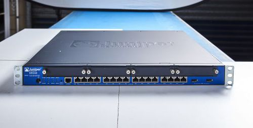SRX240 Juniper SRX240 Services Gateway